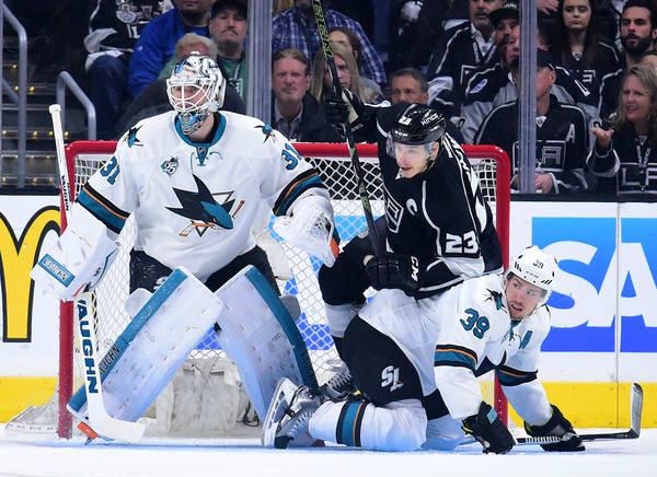 NHL Opening Night Kings vs. Sharks Free Pick October 12, 2016