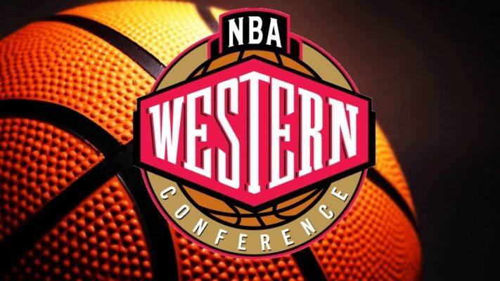 NBA Western Conference Logo