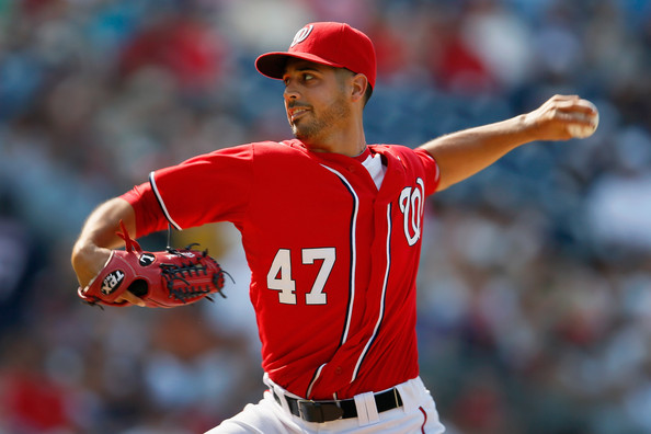 Mike Lundin's Nationals vs. Reds Free Pick July 14, 2017