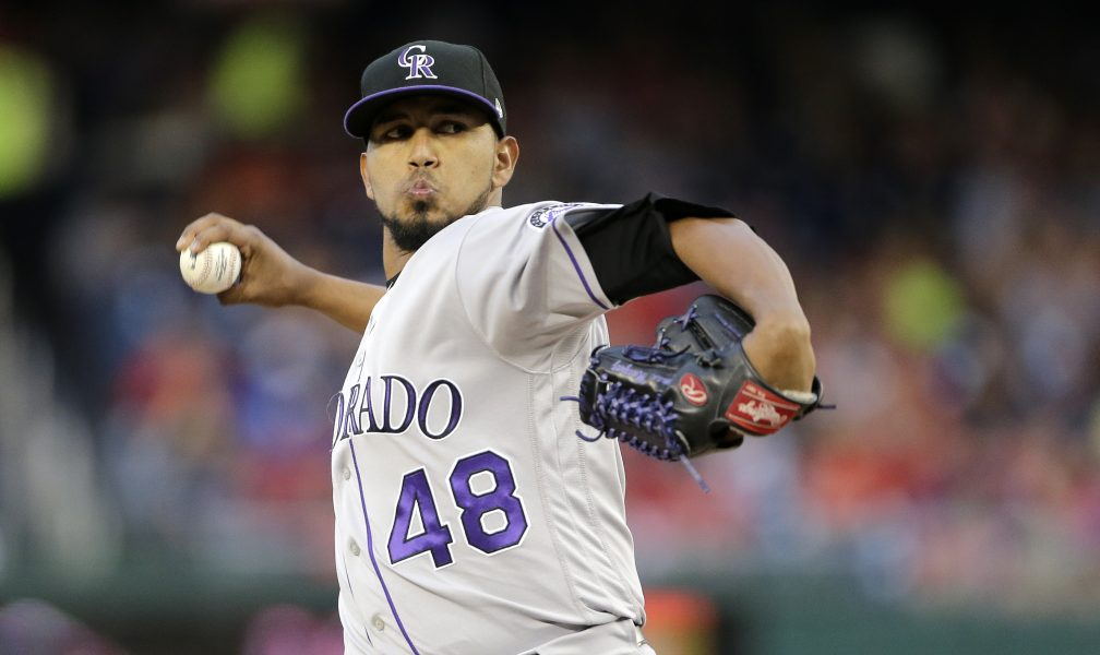 Rockies vs. Diamondbacks Free Pick September 13, 2017