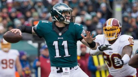 Eagles vs. Redskins Free Pick September 10, 2017