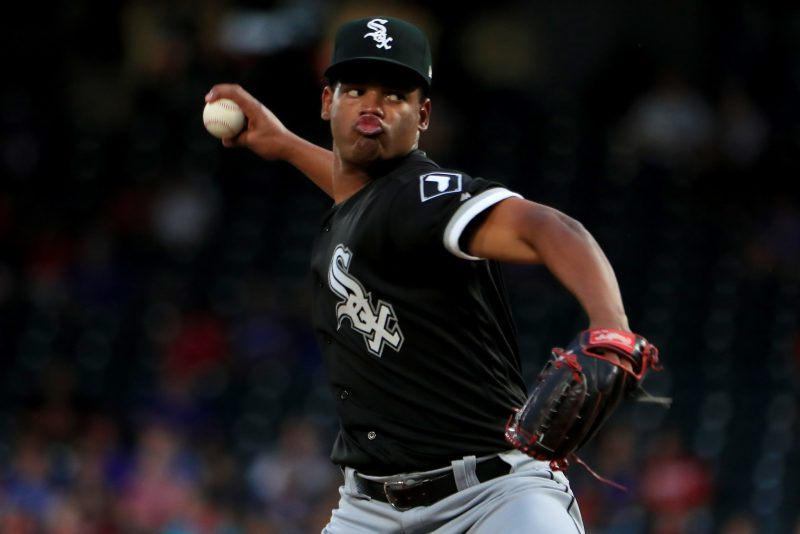 Chicago White Sox Reynaldo Lopez